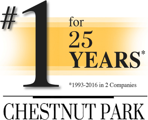 Number 1 Chestnut Park - 2003 to 2011